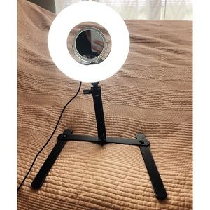 Desktop LED Selfie Ring Light